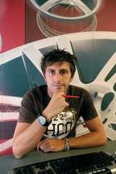 Guglielmo Bertolinelli Mak Wheels