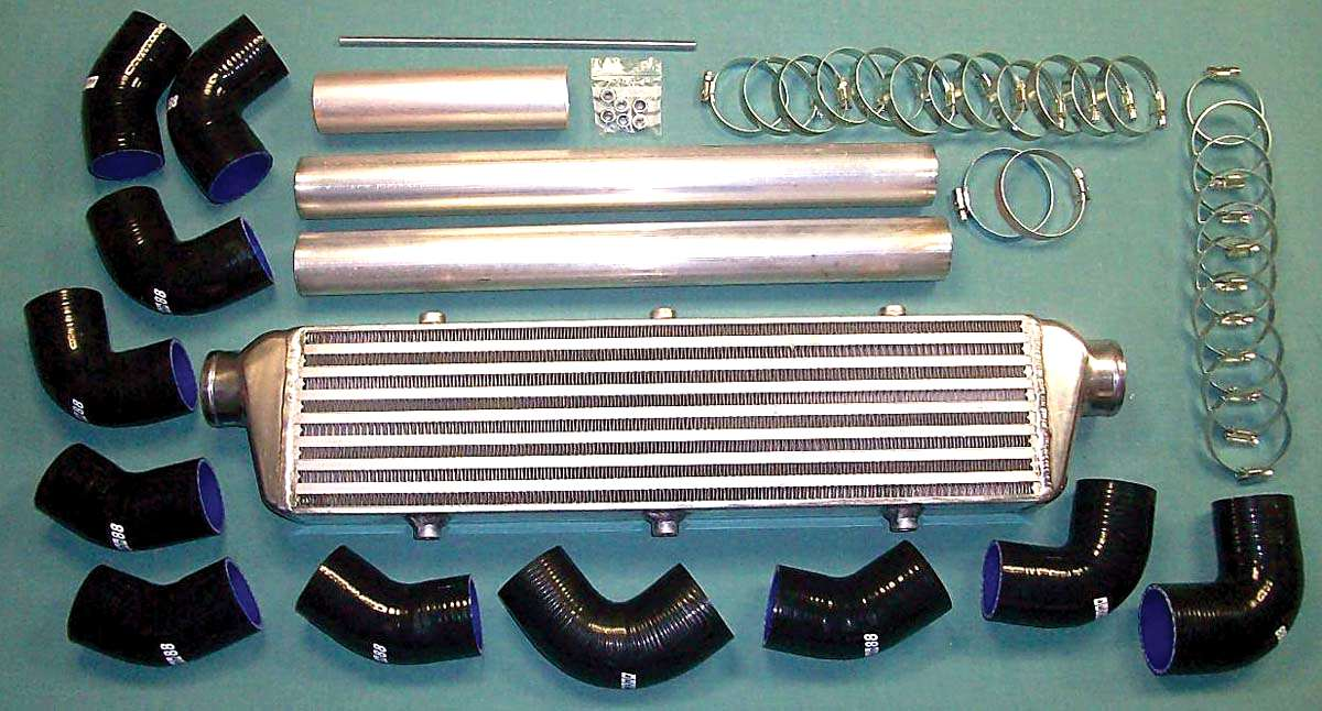 Photo of Intercooler maggiorato by FTC