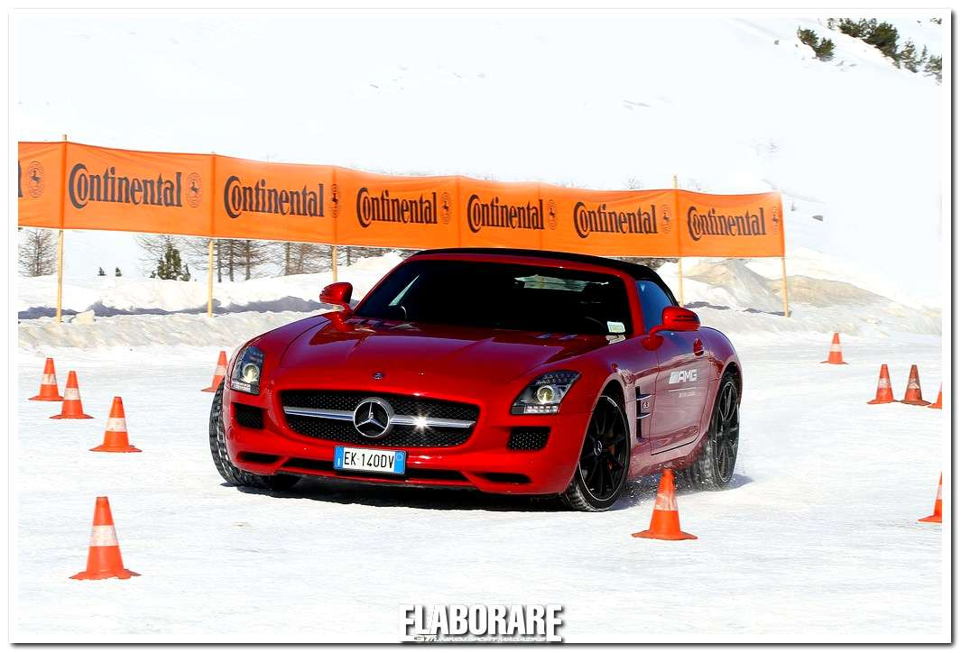 Photo of Continental partner di AMG Driving Academy