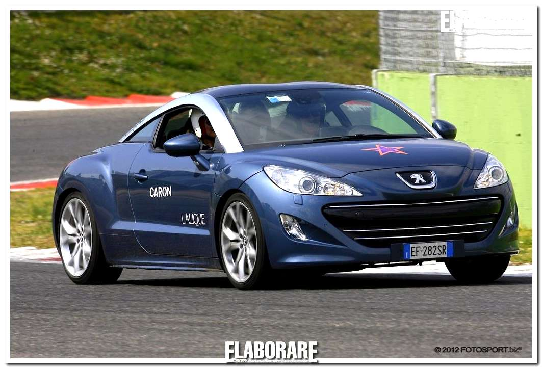 Photo of Peugeot a My Special Car 2012