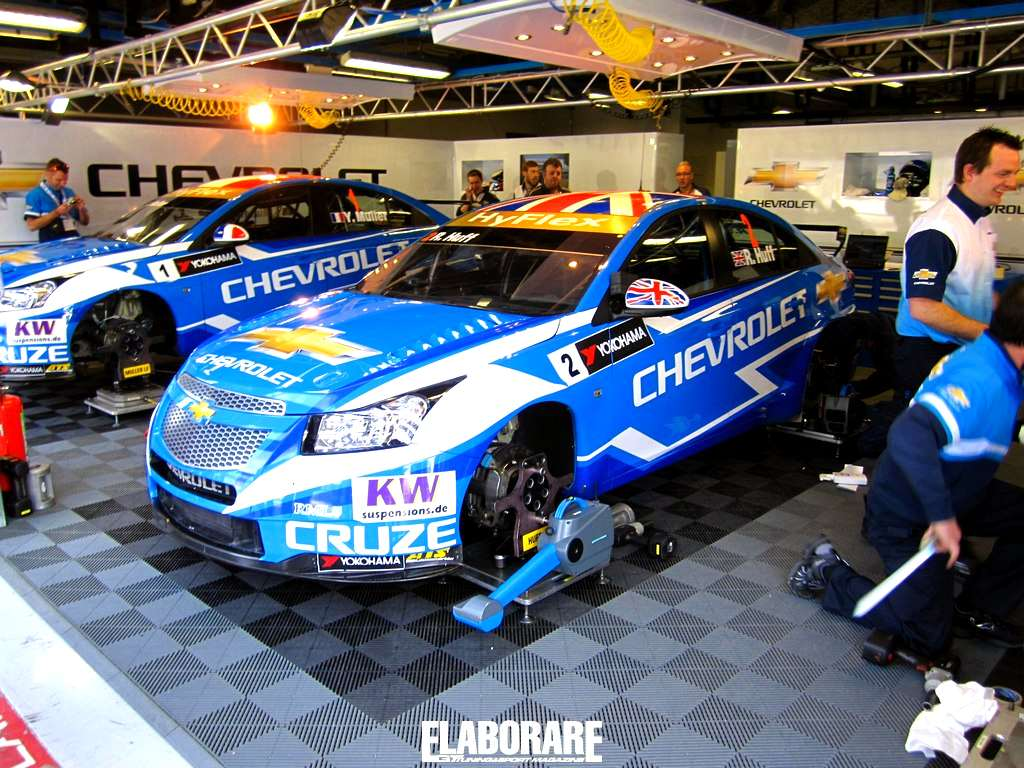 Photo of WTCC Monza domina Chevrolet