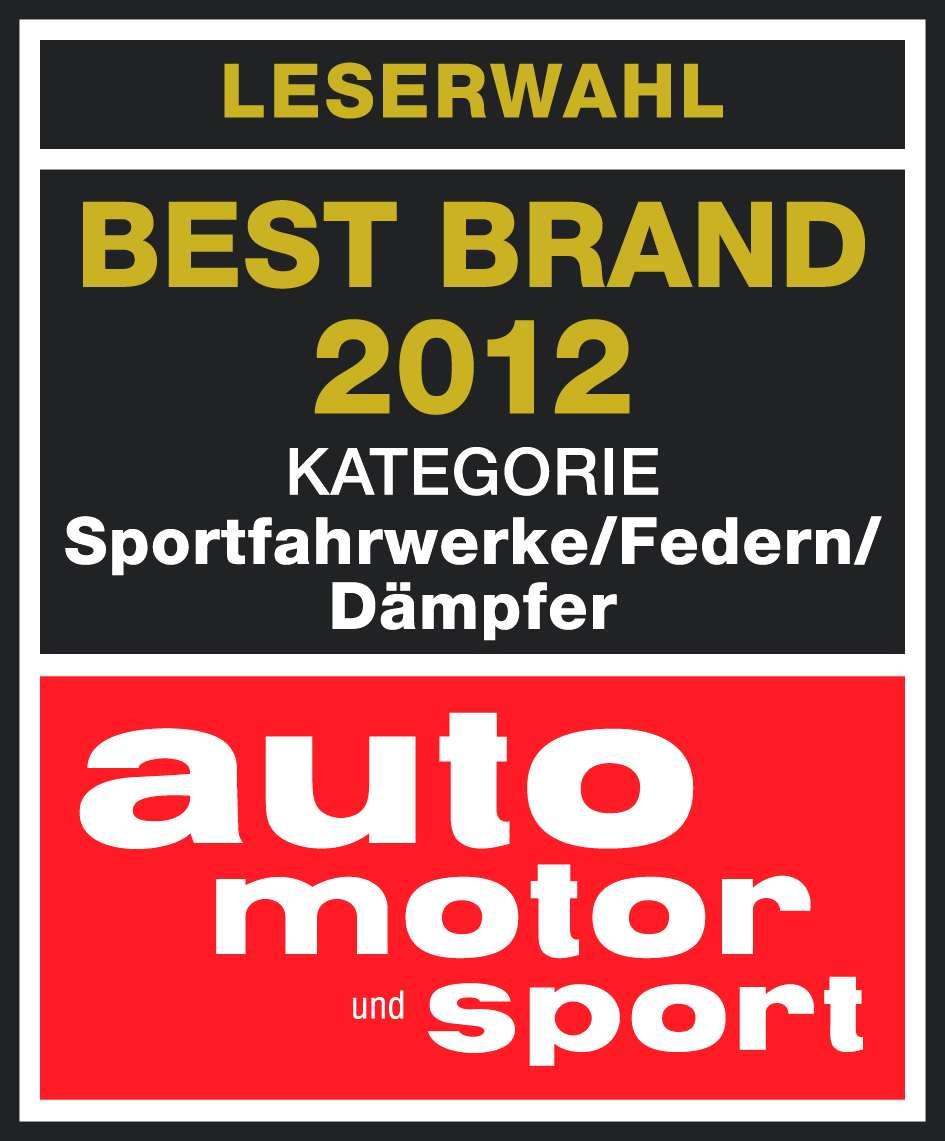 """Photo of Il miglior assetto sportivo? Bilstein è """"Best Brand 2012"""""""
