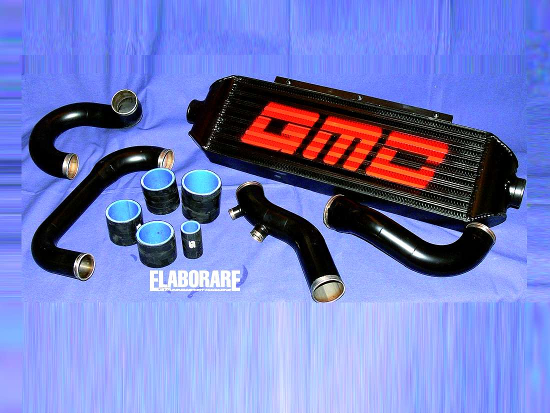 Photo of Intercooler GMC per FIAT Punto GT