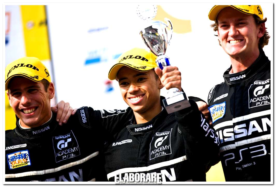 Photo of GT Academy 2012 a Le Mans