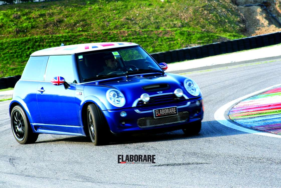 Photo of Mini Cooper S Nuova preparazione preparata