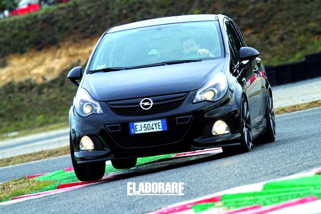 Photo of Opel Corsa OPC Nurburgring Edition