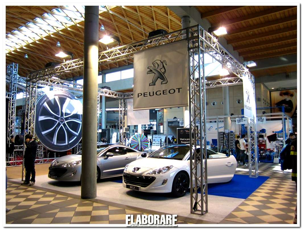Photo of Peugeot al My Special Car Show con le RCZ