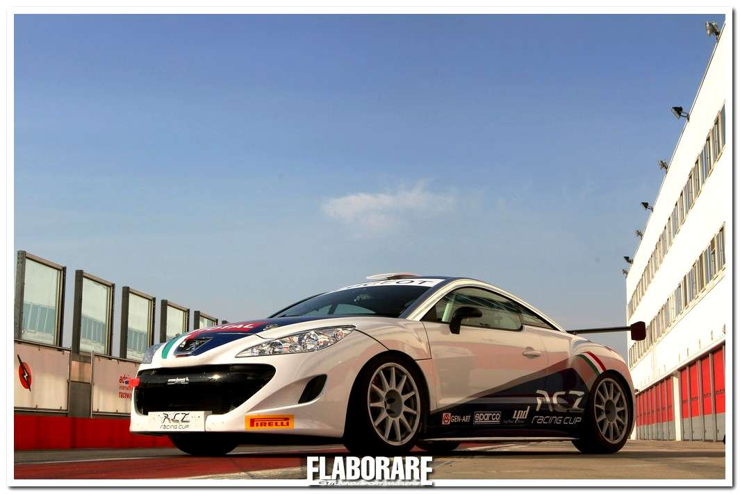 Photo of A Imola arriva il Trofeo Peugeot RCZ Racing Cup Italia
