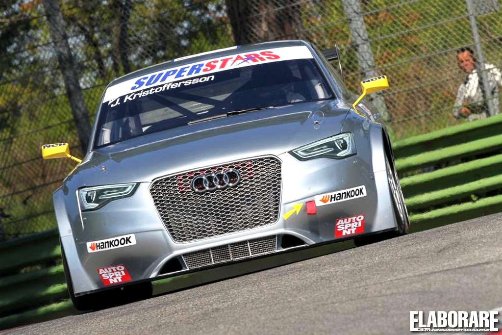 Photo of Superstars Imola: Audi RS5 imbattibili