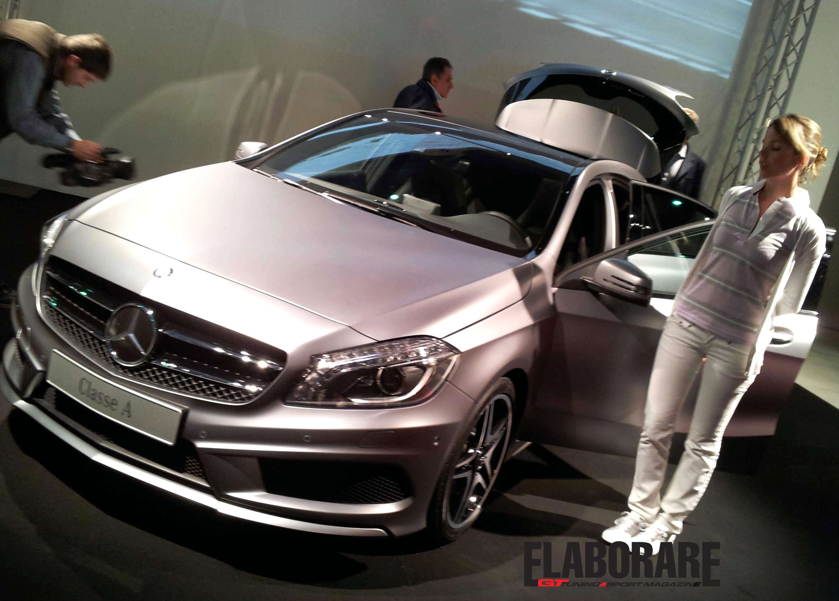 Photo of Nuova Mercedes Classe A – Mercedes-Benz Style