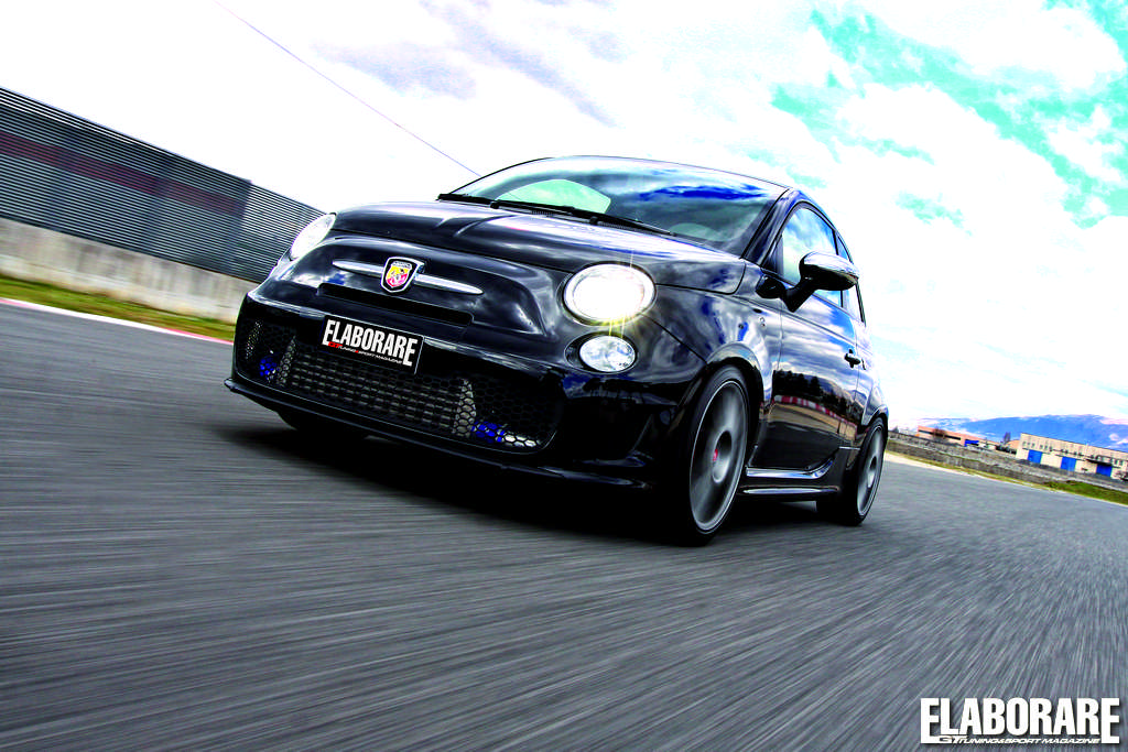 Photo of Abarth 500 Serial Tuning su Elaborare di maggio