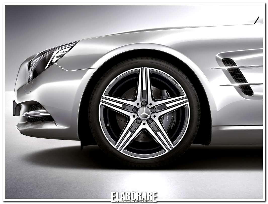 Cerchi in lega Mercedes-Benz