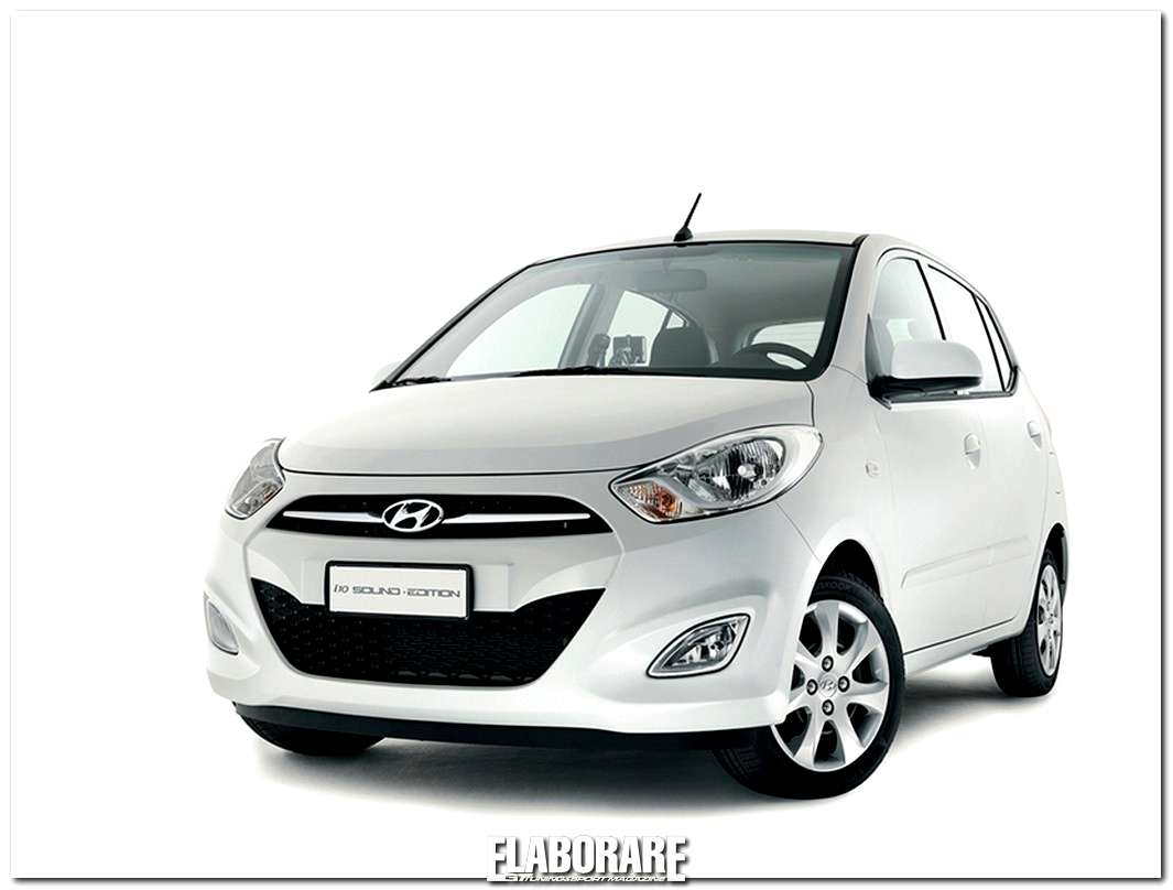 Photo of Hyundai i10 Sound Edition