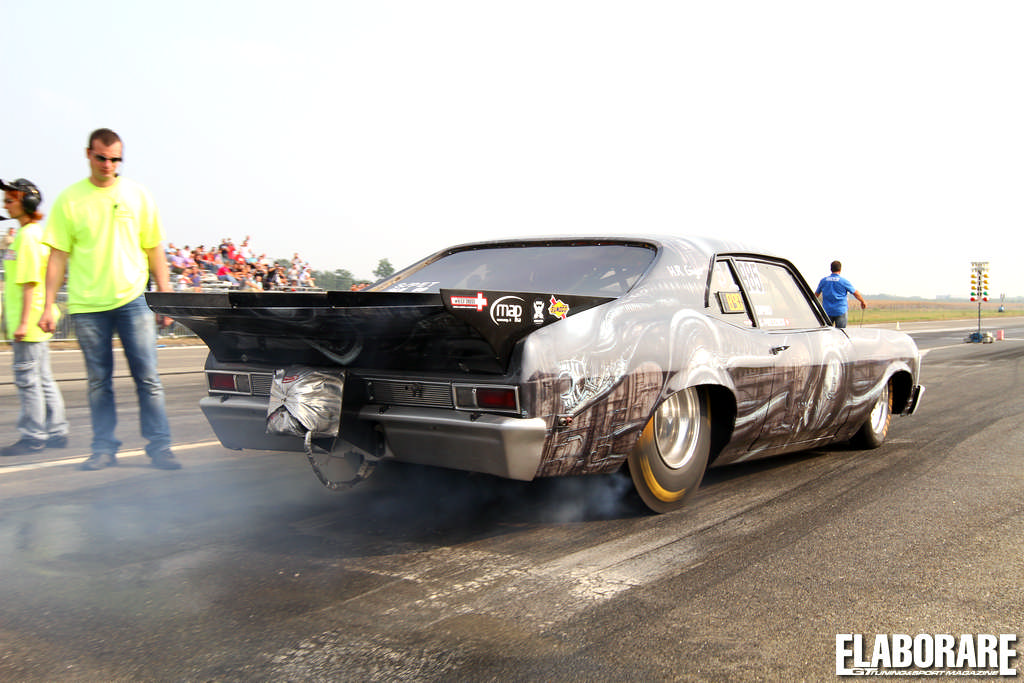 Photo of Dragracing Biella su Elaborare di maggio