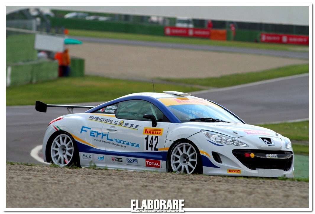 Photo of Trofeo Peugeot RCZ Racing Cup Italia a Vallelunga