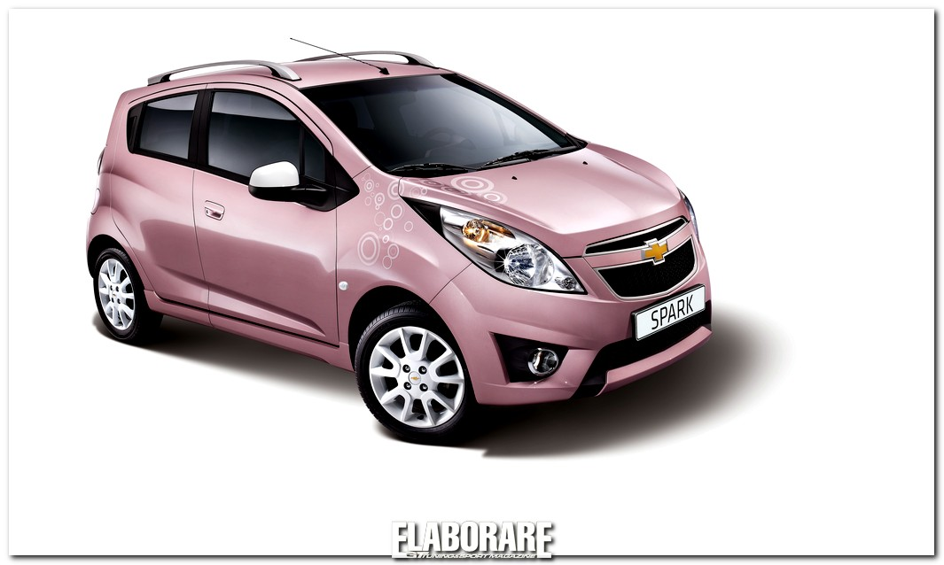 Spark Pink Lady by Chevrolet
