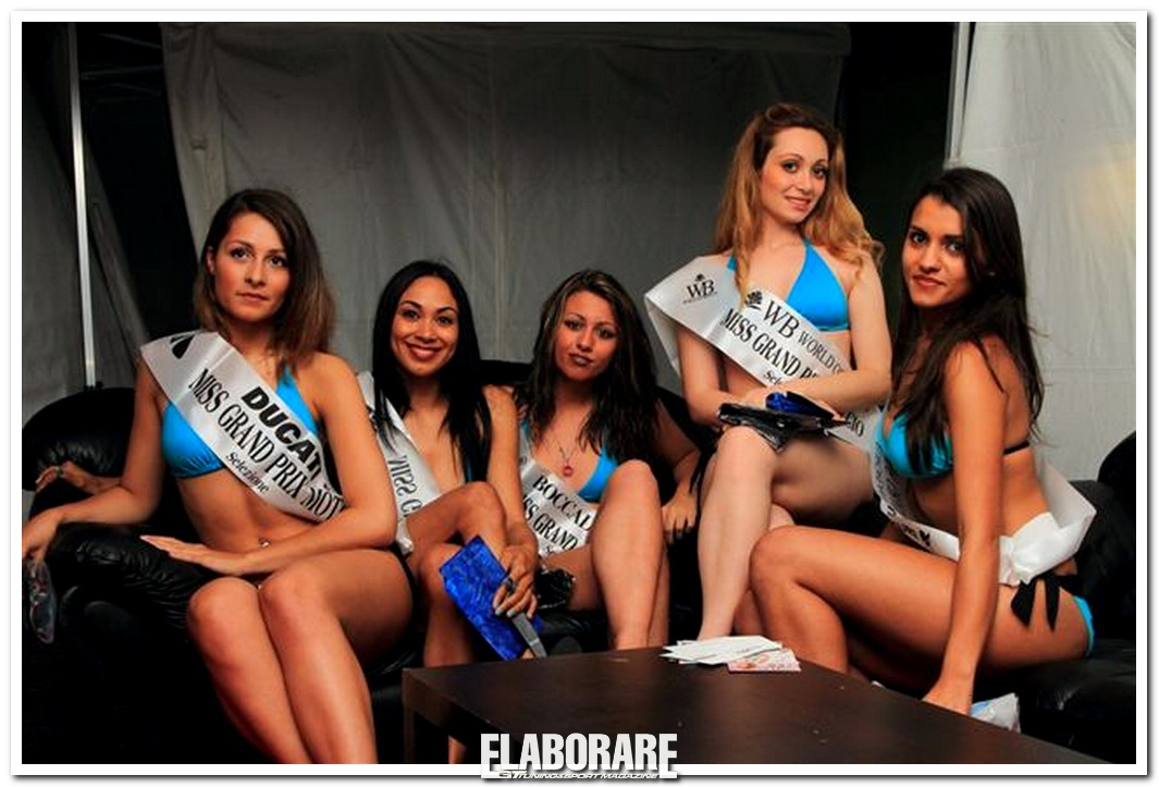Photo of MISS GRAND PRIX A VALLELUNGA
