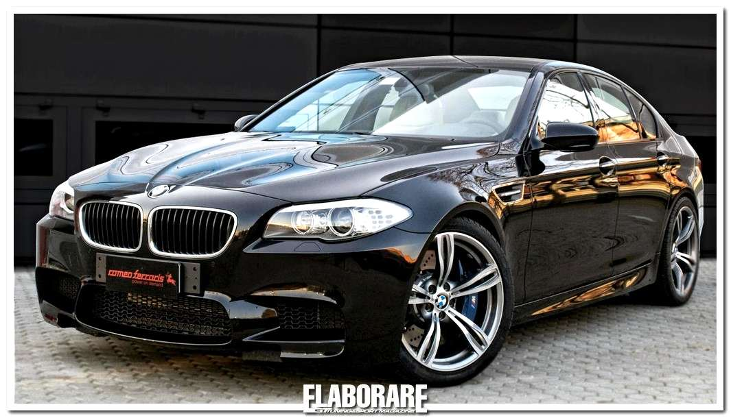 Photo of BMW M5 elaborazione Romeo Ferraris 650 CV