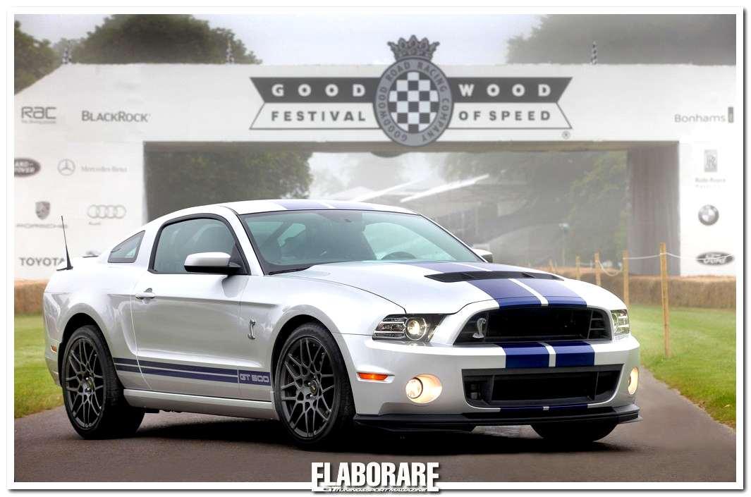Photo of La Mustang più veloce di sempre a Goodwood