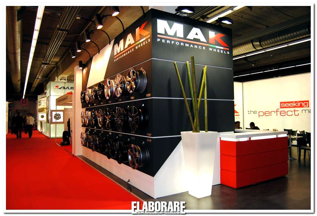 Photo of MAK ALL'AUTOMECHANIKA 2012