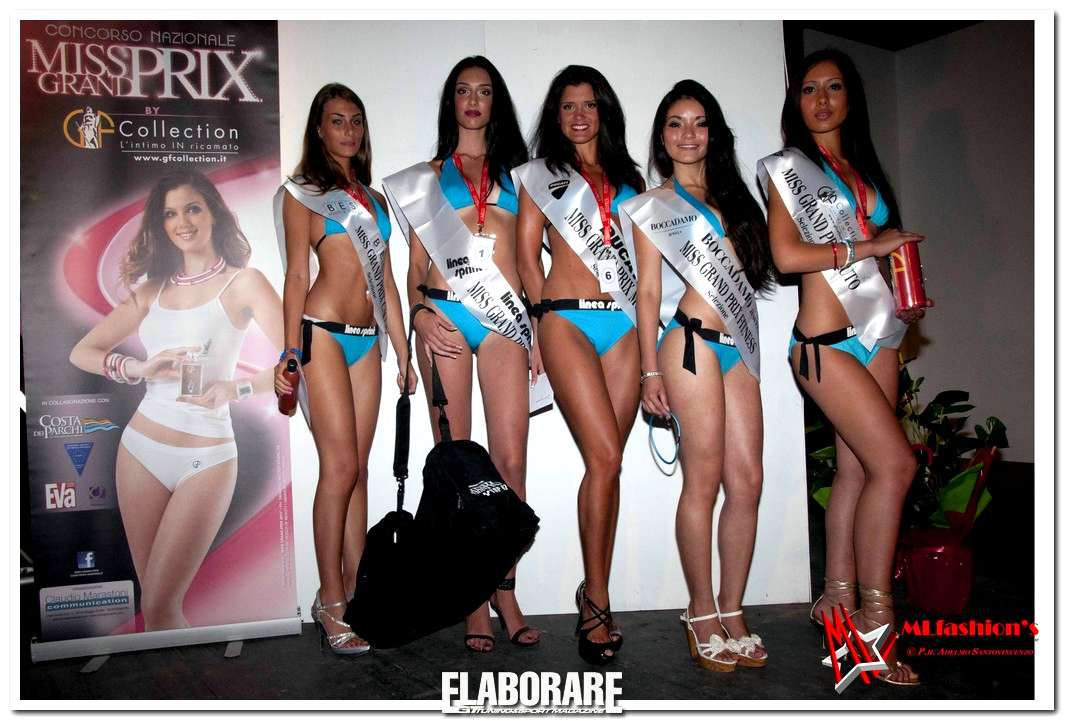 Photo of Miss Grand Prix a Ciampino