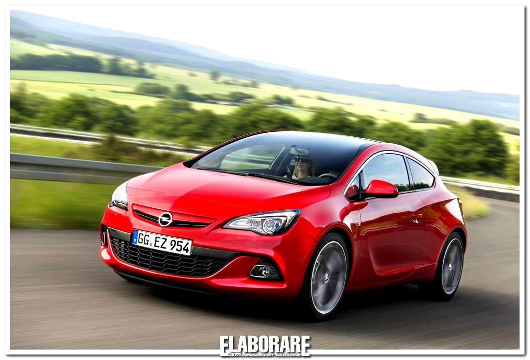 Photo of Opel Astra GTC vince il Red Dot Design Award