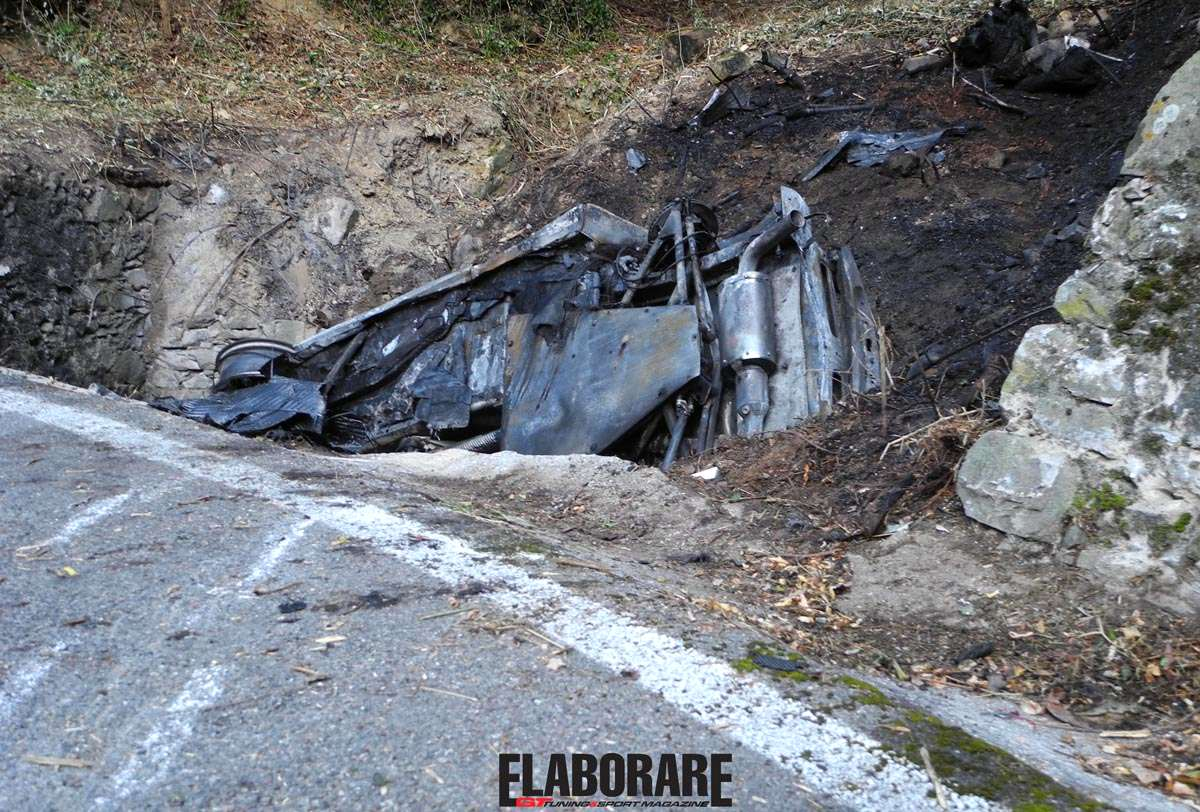 Photo of Incidente mortale rally Lucca