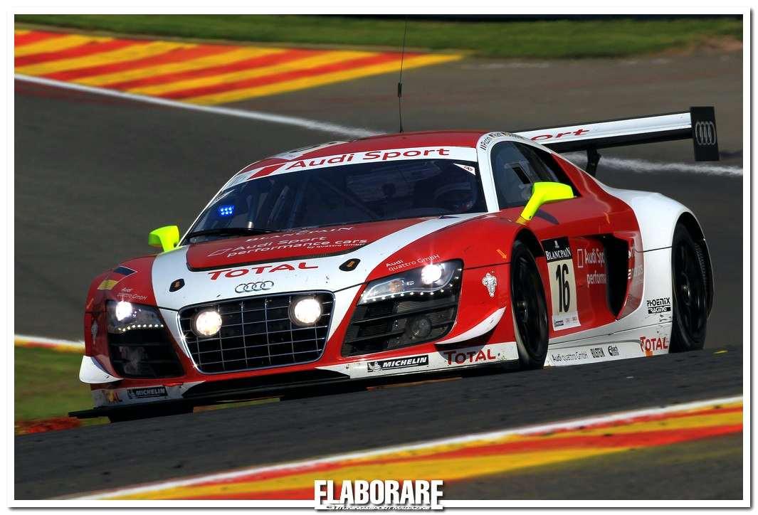 Photo of Audi R8 LMS con Eibach e Bilstein