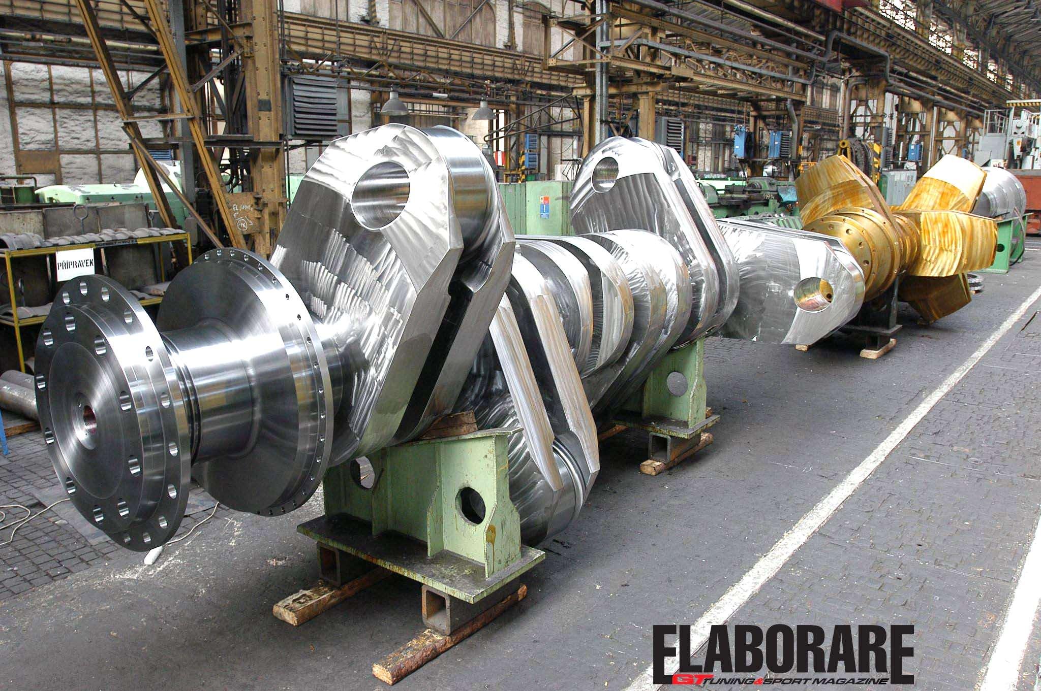 Photo of Albero motore elaborazione