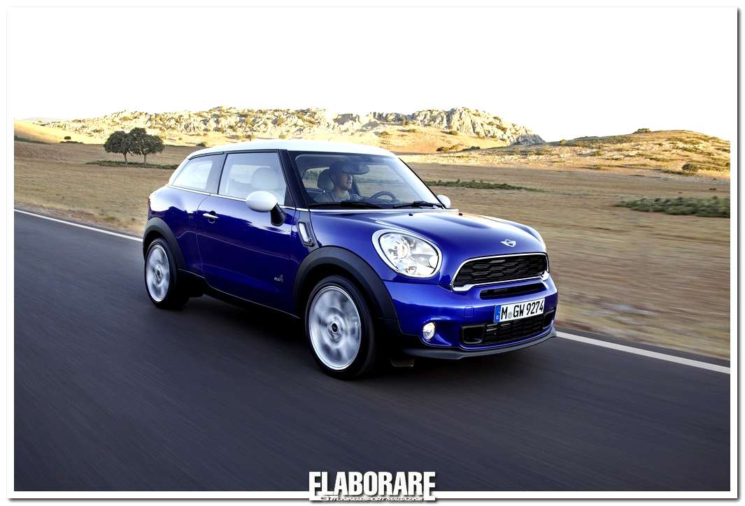 Photo of MINI Paceman