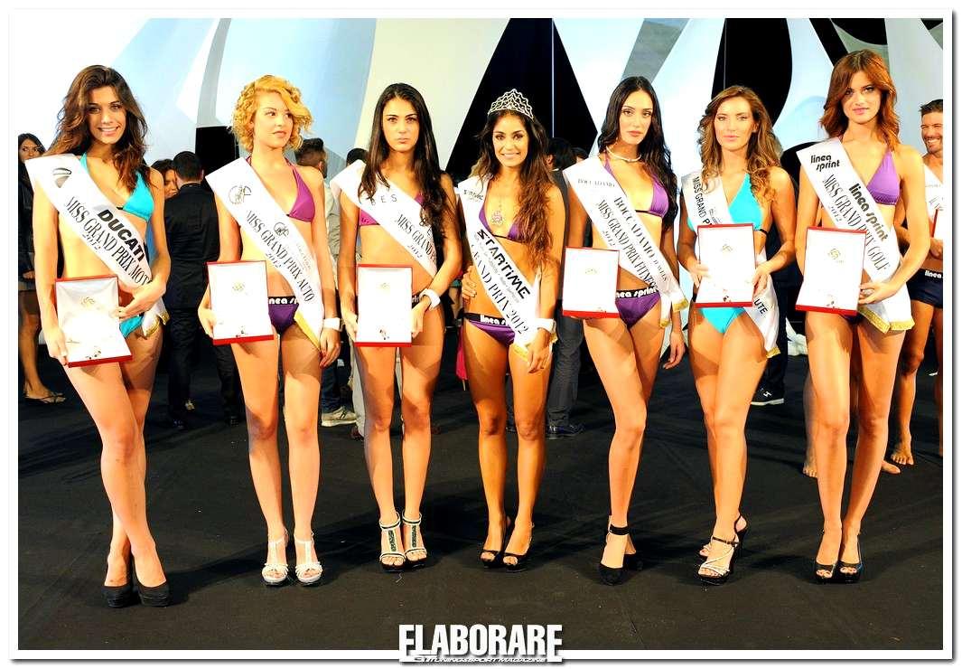 Photo of Miss Grand Prix e Mister Italia 2012