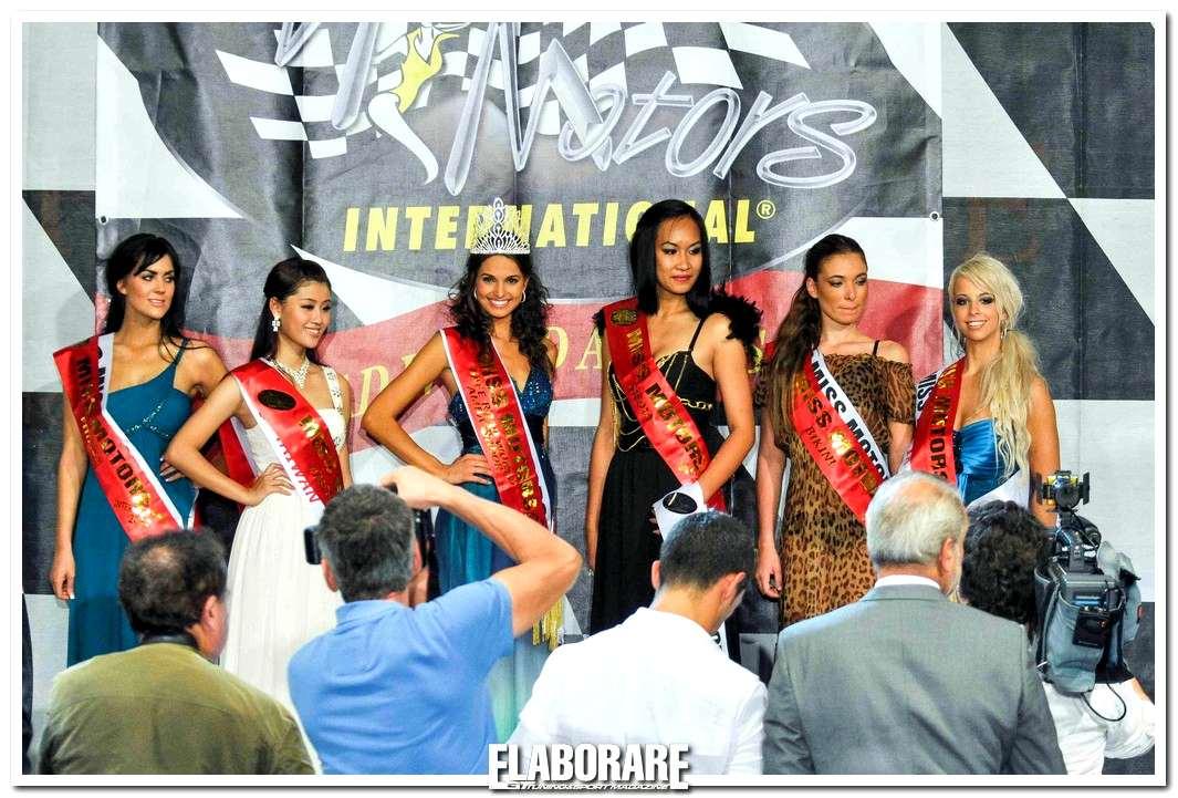 Photo of Eletta Miss Motors International 2012