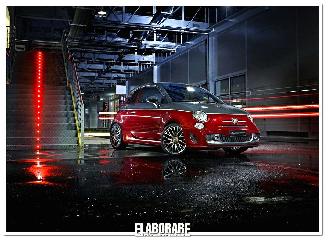Photo of Abarth in Web e TV