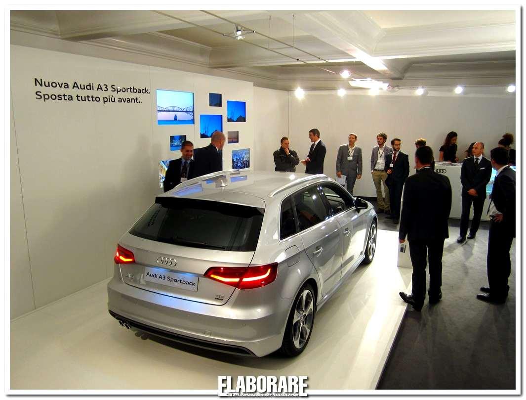 Photo of Audi A3 Sportback anteprima in tour e prezzi