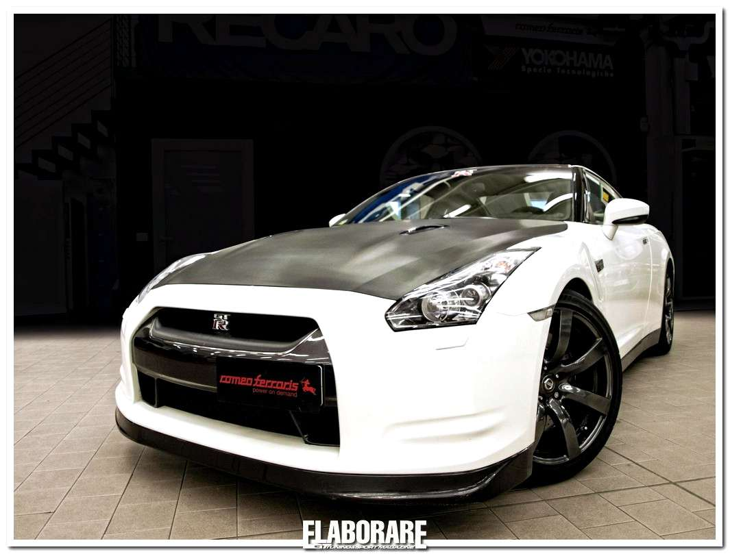 Photo of NISSAN GT-R BY ROMEO FERRARIS