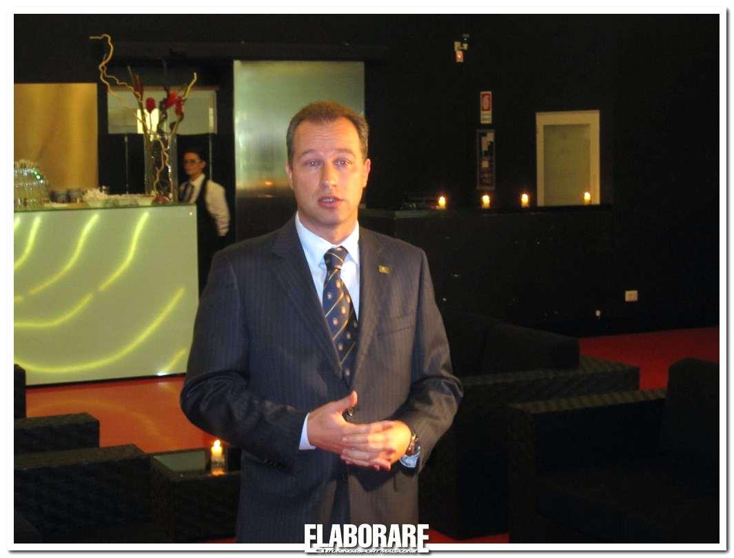 Photo of Pablo Martin Puey Nuovo DG Citroen Italia al MACRO