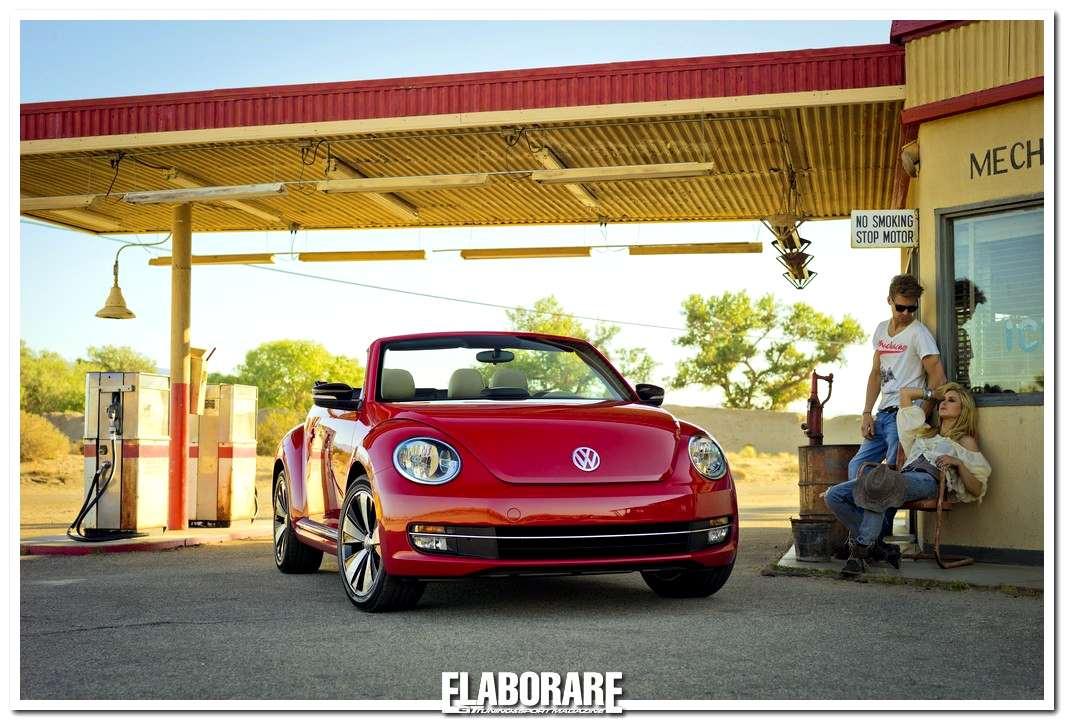 Photo of VW Maggiolino Cabriolet