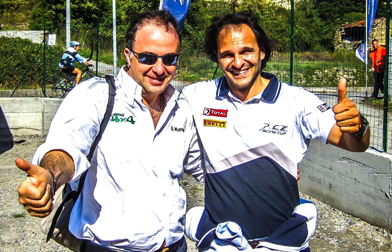 Photo of CAMPIONI D'ITALIA RALLY 2012