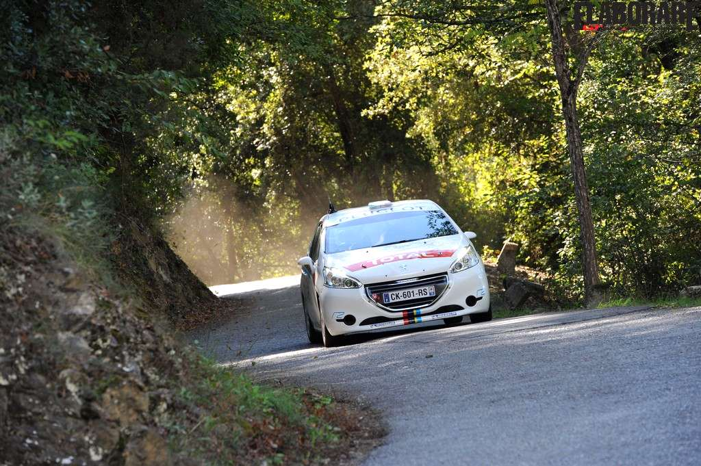 Photo of Peugeot 208 R2 test