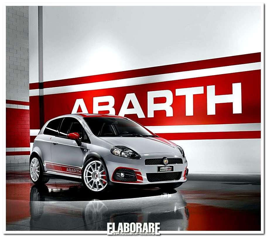 Photo of Abarth al Motor Show 2012