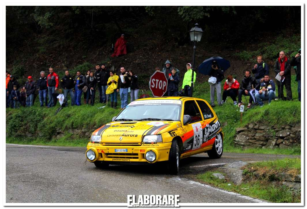 Renault Rally Event 2012