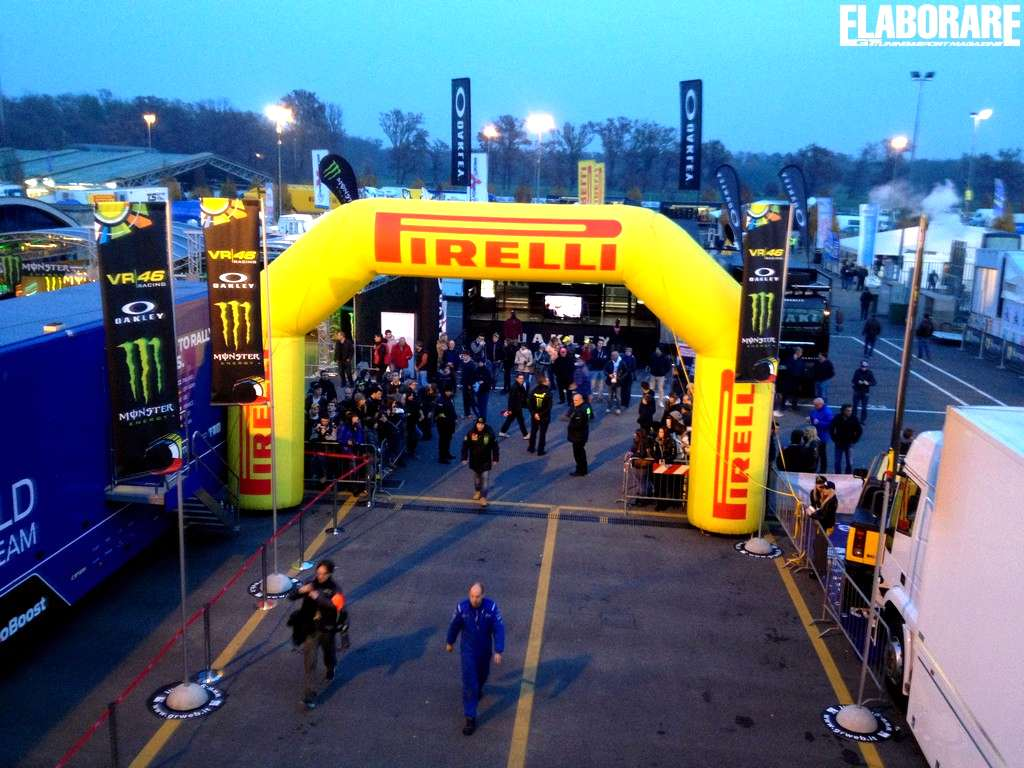 Photo of Elaborare al Monza Rally Show 2012