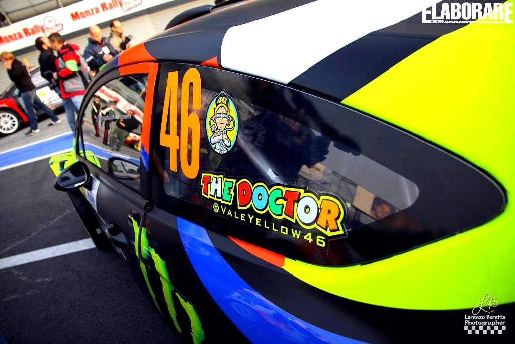 Photo of Valentino Rossi Rally Show Monza e piloti