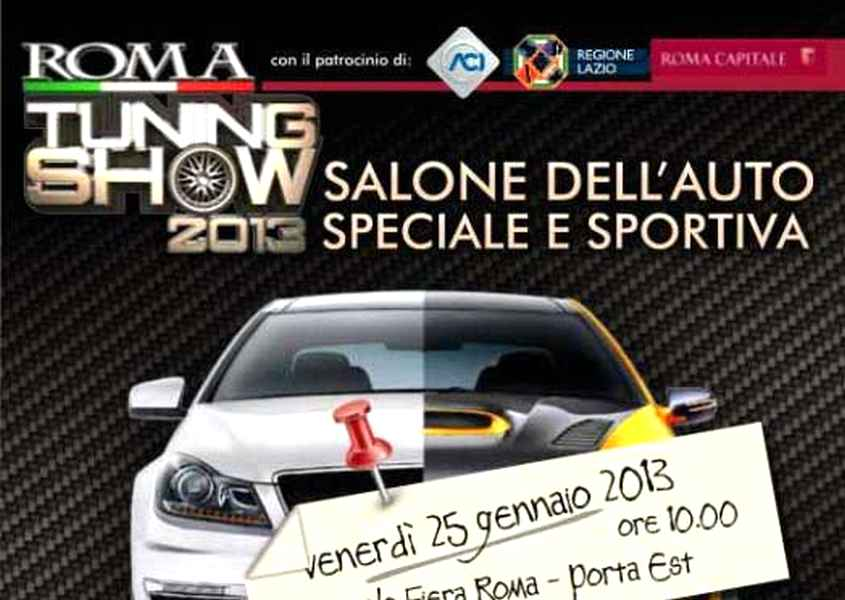 "Photo of Roma Tuning Show 2013 ""Capitale"""
