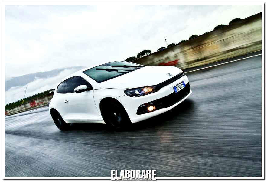 VW Scirocco TSI by TPV Racing