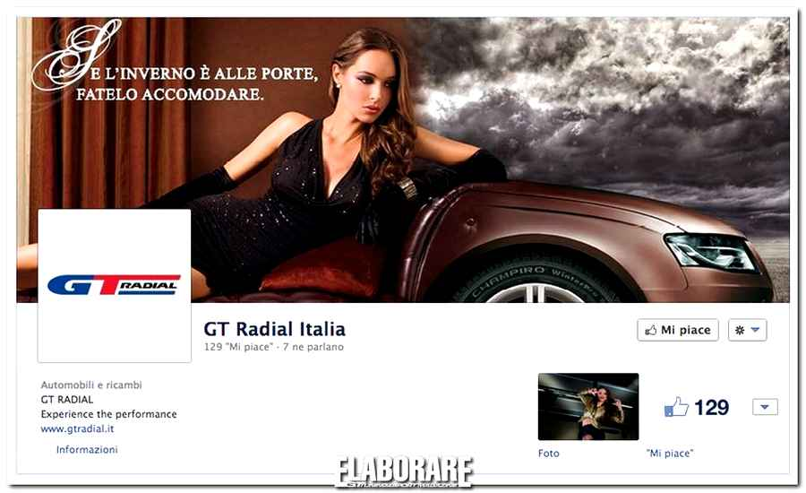 Photo of GT Radial fan-page
