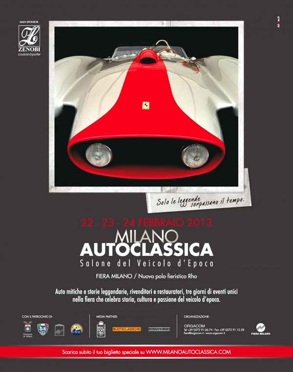 Photo of Milano AutoClassica accende i motori