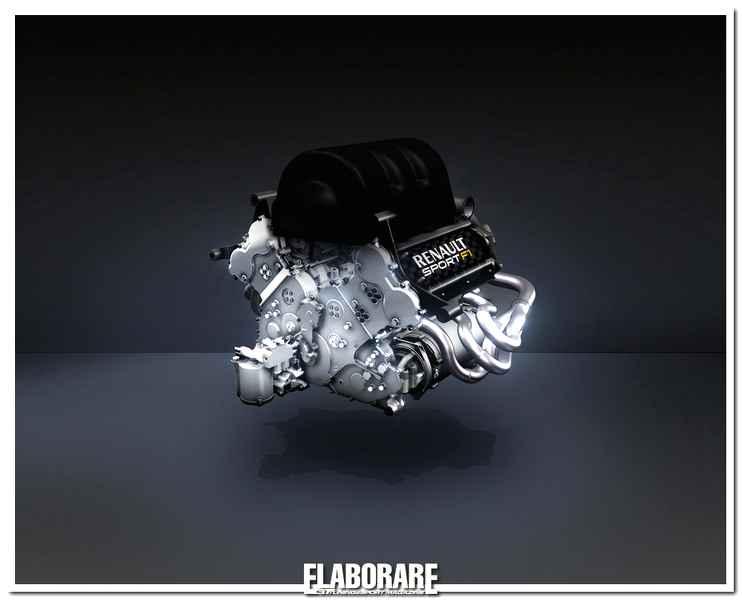 Photo of Il nuovo motore Renault per la F1