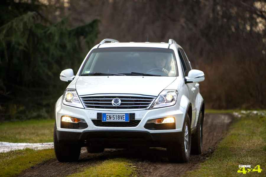 Photo of Nuovo Rexton SsangYong W 2013