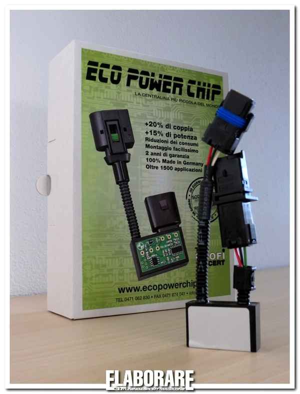 Centralina Eco Power Chip by NTP00002